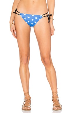 Chaser Star Spangled Bottom in Blue & Red