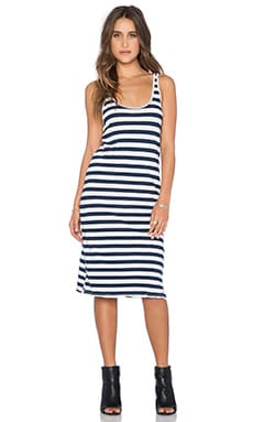 CP SHADES Melanie Stripe Tank Dress in Nautical Stripe