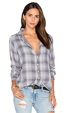 Romy Plaid Button Up