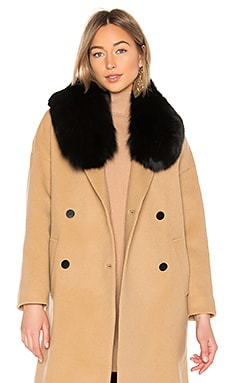 Princess Fox Fur Collar Scarf Charlotte Simone $242