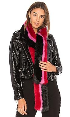 Faux Fur Snugglez Charlotte Simone $49 (FINAL SALE)
