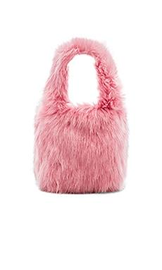 Lil Pop Faux Fur Tote Charlotte Simone $69