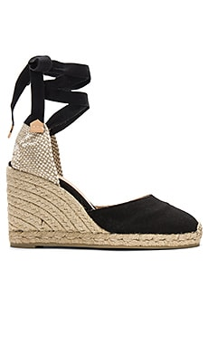 Carina Wedge Castaner $120