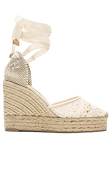 Carina Wedge Castaner $165