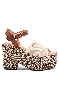 Xareni Platform in Natural Castaner $179