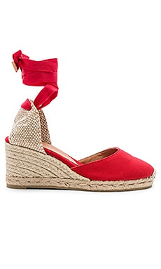 Carina Wedge Castaner $150 NEW ARRIVAL