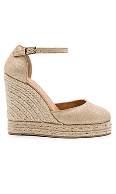 Carissa Wedge Castaner $128