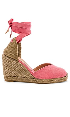 Chiara Wedge Castaner $150
