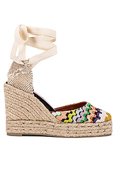 x Missoni Carina Wedge Castaner $230