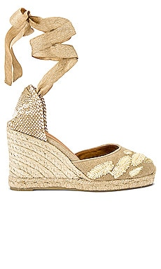 Carina Wedge Castaner $64