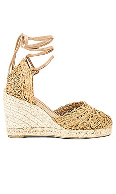 Carina Wedge Castaner $285