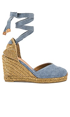 Chiara Wedge Castaner $72