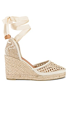 Carola Wedge Castaner $205