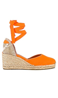 Carina Wedge Castaner $175