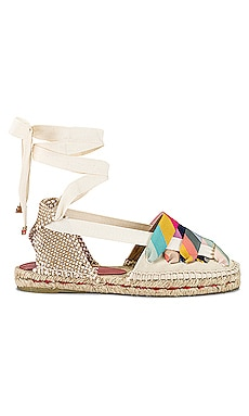 Jean x Paul Smith Espadrille Flat Castaner $215