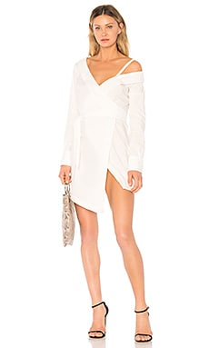 x REVOLVE Destination Wrap Dress