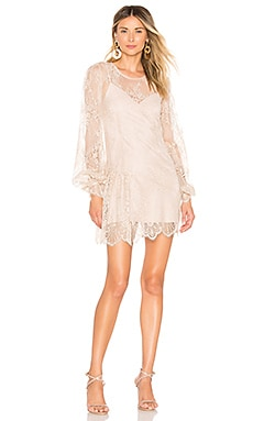 x REVOLVE Phulay Sunset Dress Chrissy Teigen $107