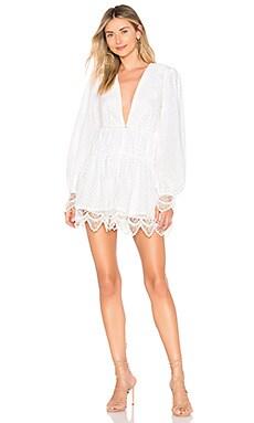 Coconut Cream Dress Chrissy Teigen $122