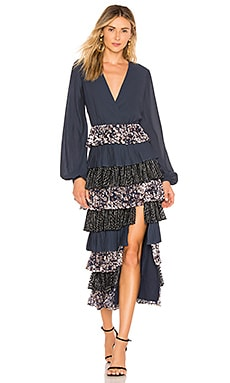 x REVOLVE Gjelina Midi Dress Chrissy Teigen $116
