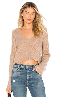x REVOLVE Sedona Pullover Sweater Chrissy Teigen $138