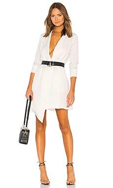 x REVOLVE White Temple Blazer Chrissy Teigen $178
