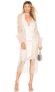 x REVOLVE Jet Lagged Bed Jacket Chrissy Teigen $112