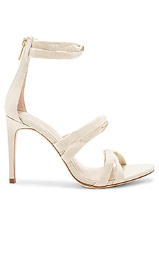 Julian Heel in Ivory. - size 6 (also in 10,5.5,6.5,8,8.5,9.5) Raye