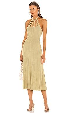 Dawn Knit Dress Cult Gaia $398 NEW