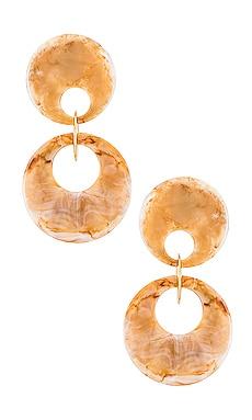 Cosima Earrings Cult Gaia $59