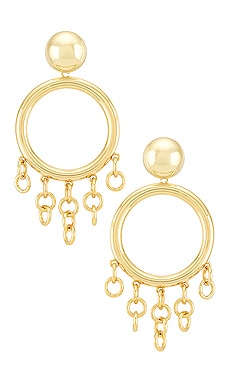 Jasmin Dangle Earrings Cult Gaia $71
