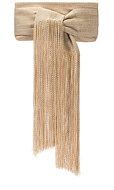 Banu Fringe Clutch Cult Gaia $378 Collections