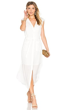 Barlette Dress in Ivory
