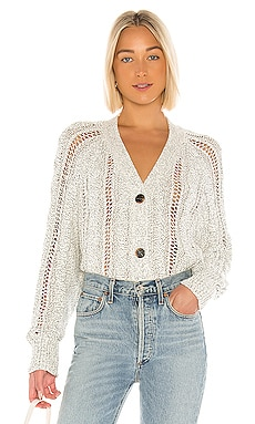Venice Dolman Button Up Cardigan cupcakes and cashmere $71