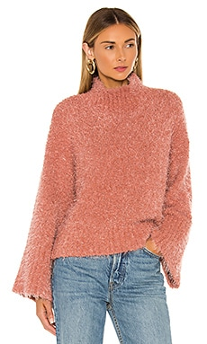 Danyon Mock Neck Pullover cupcakes and cashmere $26 (FINAL SALE)