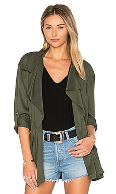 Belinda Jacket in Army