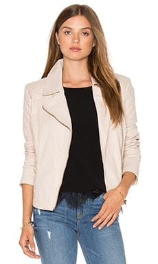 cupcakes and cashmere Yumi Jacket in Bone