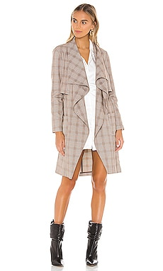 Berlin Trench cupcakes and cashmere $118