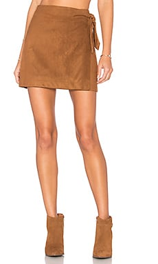 Deegan Skirt in Butterscotch