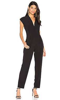 Hanna Jumpsuit in Black
