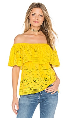 Davy Top in Honey