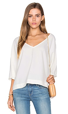 Orlando Blouse in Ivory