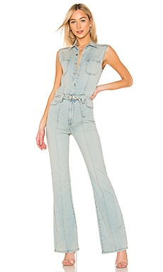 The Zenith Jumpsuit Current/Elliott $104