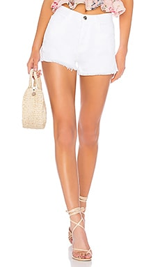 The Ultra High Waist Short Current/Elliott $168 BEST SELLER