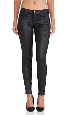 Current/Elliott The Ankle Skinny in Trucker Coting