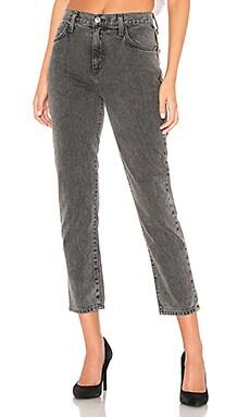 Купить Прямые джинсы vintage - Current/Elliott, Черный, США