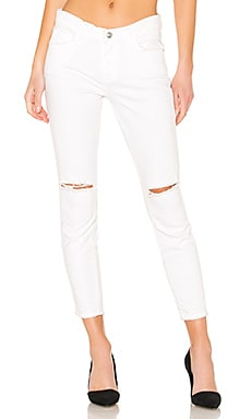 ДЖИНСЫ СКИННИ HIGH WAIST STILETTO Current/Elliott $124