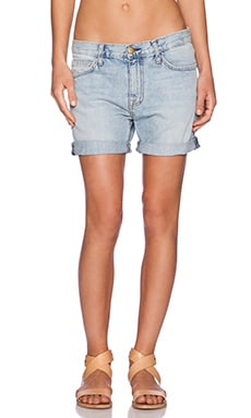 Current/Elliott The Slouchy Cut Off Short in Sealine