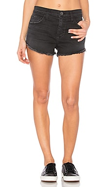 The Gam Short in 2 Weeks Worn Black
