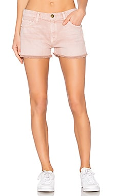 The Boyfriend Short in Rose Dust