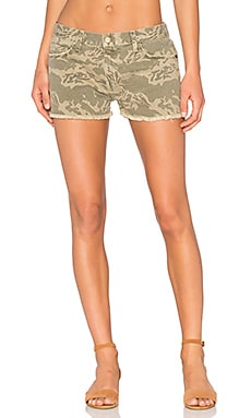 The Boyfriend Short in Broken Camo